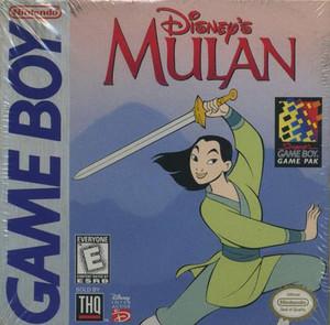 Disney's Mulan - Game Boy Game