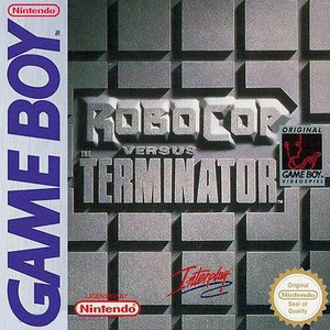 Robocop vs The Terminator - Game Boy Game