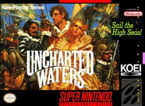 Uncharted Waters - SNES Game