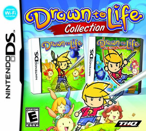 Drawn to Life Collection - DS Game