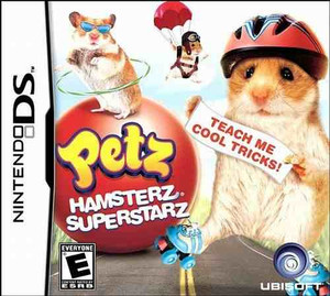 Petz Hamsterz Superstarz - DS Game