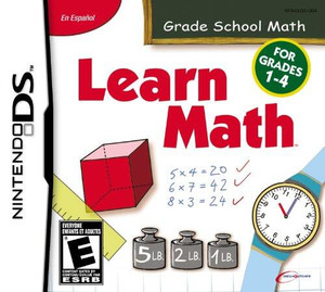 Learn Math - DS Game