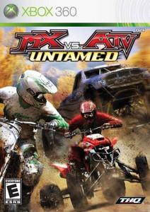 MX vs ATV Untamed - Xbox 360 Game