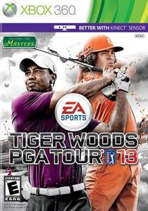 Tiger Woods PGA Tour 13 - Xbox 360 Game