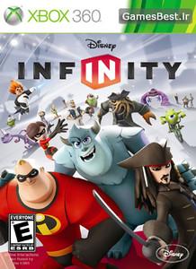 Infinity, Disney - Xbox 360 Game