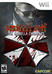 Resident Evil The Umbrella Chronicles - Wii Game