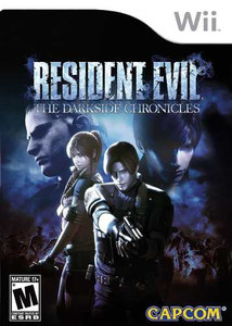 Resident Evil the Darkside Chronicles - Wii Game