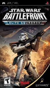 Star Wars Battlefront Elite Squadron - PSP Game