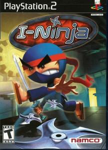 I-Ninja - PS2 Game