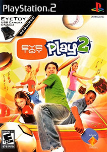 Eye Toy Play 2 - PS2 Game