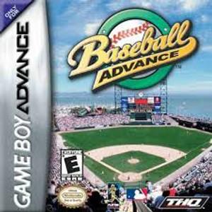Baseball Advance - Game Boy Advance Game