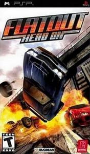 FlatOut Head On - PSP Game