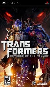 Transformers: Revenge of the Fallen - PSP Game