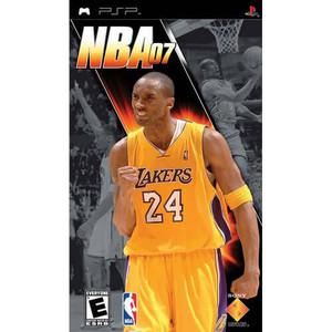 NBA 07 - PSP Game