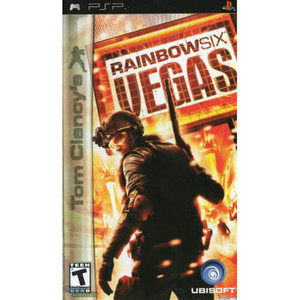 Rainbow Six Vegas - PSP Game