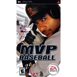 MVP Baseball - PSP Game