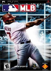 MLB Baseball - PSP Game