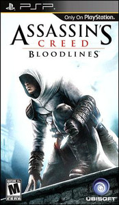 Assassins Creed Bloodlines - PSP Game