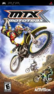 MTX Mototrax - PSP Game
