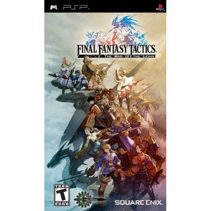 Final Fantasy Tactics War of the Lions - PSP Game