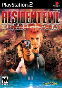 Resident Evil Dead Aim - PS2 Game
