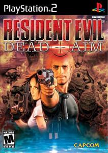 Resident Evil Dead Aim - PS2 Game