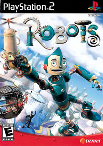 Robots - PS2 Game
