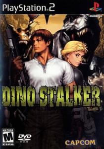 Dino Stalker - PS2 Game