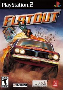 FlatOut - PS2 Game