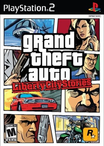 Grand Theft Auto Liberty City Stories - PS2 Game