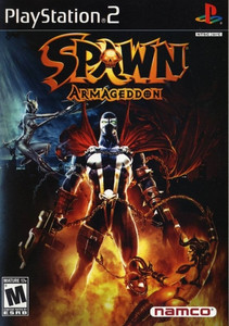 Spawn Armegeddon - PS2 Game