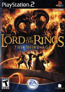 Lord of the Rings the Third Age - PS2 Game