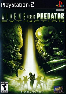 Aliens vs. Predator Extinction - PS2 Game