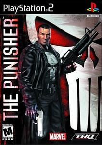 Punisher, The - PS2 Game