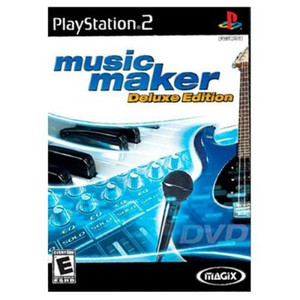 Music Maker Deluxe - PS2 Game