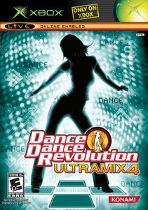 Dance Dance Revolution Ultramix 4 - Xbox Game