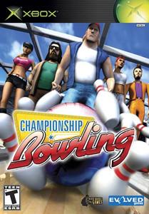 Championship Bowling - Xbox Game
