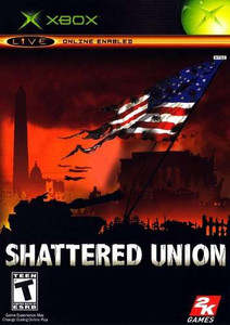 Shattered Union - Xbox Game