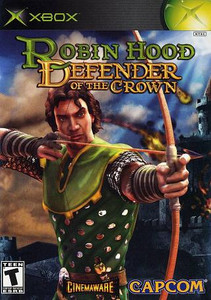 Robin Hood Defender of the Crown - Xbox Game