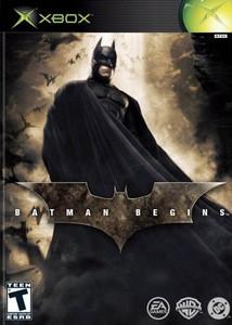 Batman Begins - Xbox Game