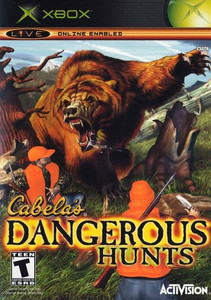 Cabela's Dangerous Hunts - Xbox Game