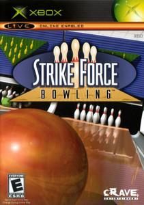 Strike Force Bowling - Xbox Game