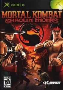 Mortal Kombat Shaolin Monks - Xbox Game
