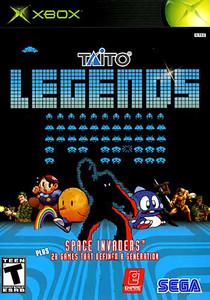 Taito Legends - Xbox Game