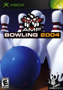 AMF Bowling 2004 - Xbox Game