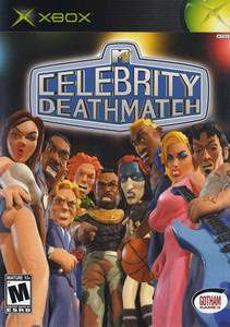 Celebrity Deathmatch - Xbox Game