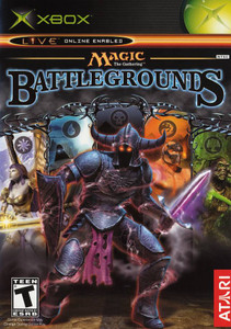 Magic the Gathering Battleground - Xbox Game