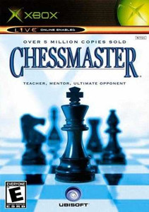 Chessmaster - Xbox Game