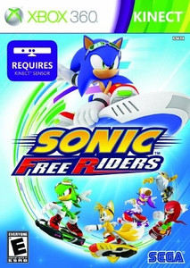 Sonic Free Riders - Xbox 360 Game