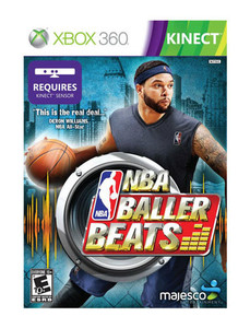 NBA Baller Beats -  Xbox 360 Game